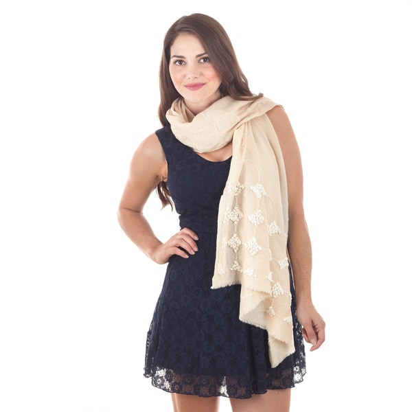 Lightweight Natural Scarf