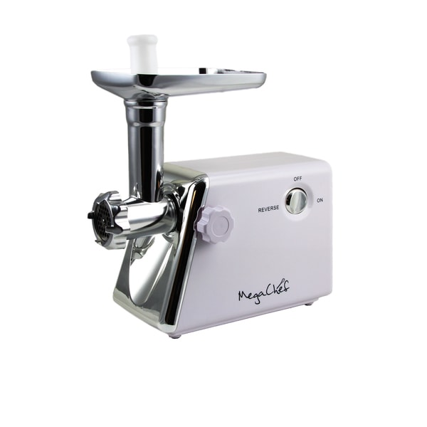 Mega Chef 1200 Watt Ultra Powerful Automatic Meat Grinder for Household Use