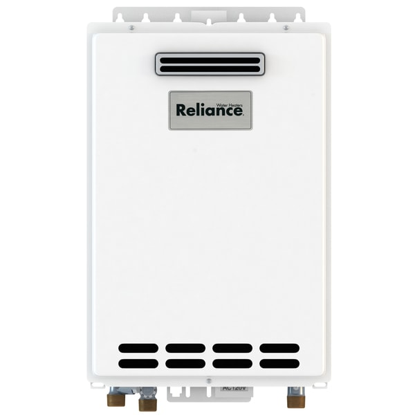 Reliance TS-110-LE 140,000 BTU Tankless Outdoor Propane Water Heater