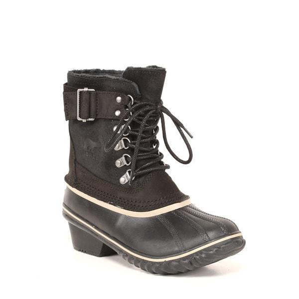 Sorel Women's Winter Fancy Lace II Waterproof Boots