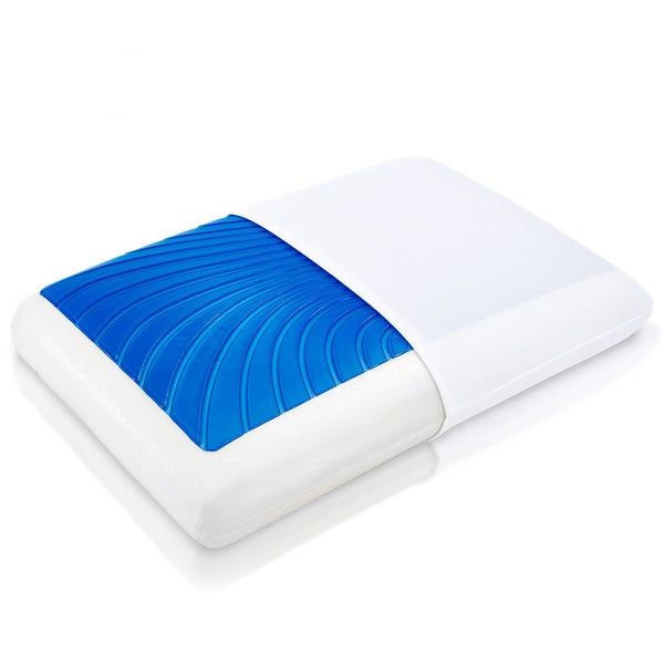 ViscoSoft Artic Gel Memory Foam Pillow