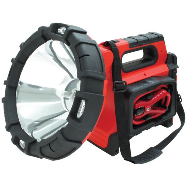 Speedway Red Rechargeable Spotlight Jumpstart