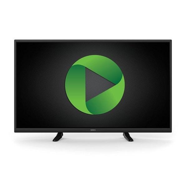 "Seiki SE32HYT 32"" 720p LED-LCD TV - 16:9 - HDTV - Black"