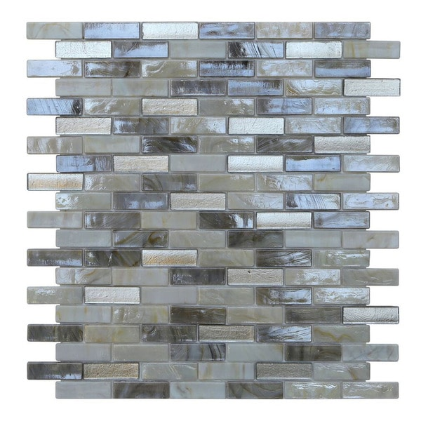 Pearl Glass Mosaic Tile