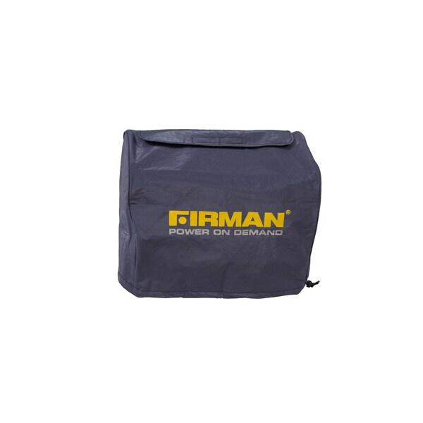 Firman Large Black Nylon Water-resistant 3300-watt Portable Inverter Cover