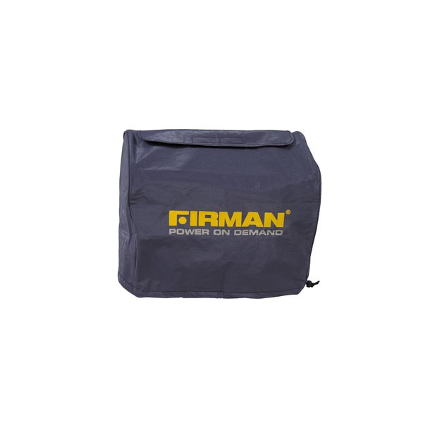 Firman Small Black Nylon Water Resistant 2,000-watt Portable Inverter Cover