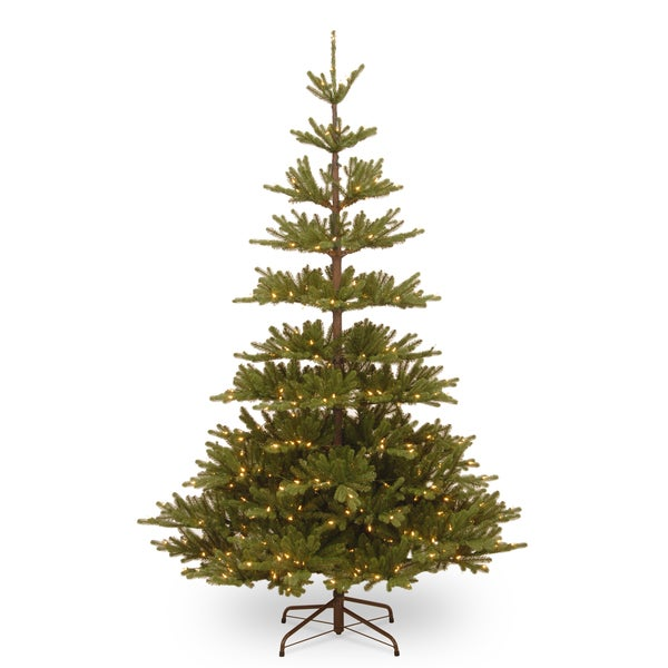 PowerConnect 7.5-foot Imperial Spruce Tree with Clear Lights
