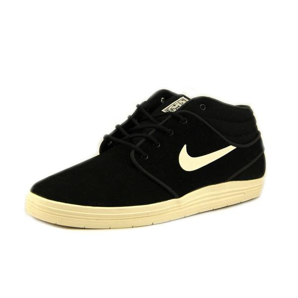 Nike Men's 'Lunar Stefan Janoski Mid' Synthetic Athletic Shoes