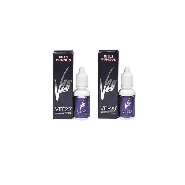 Vite 20 0.54-ounce Anti-Fungal Cream (Pack of 2)