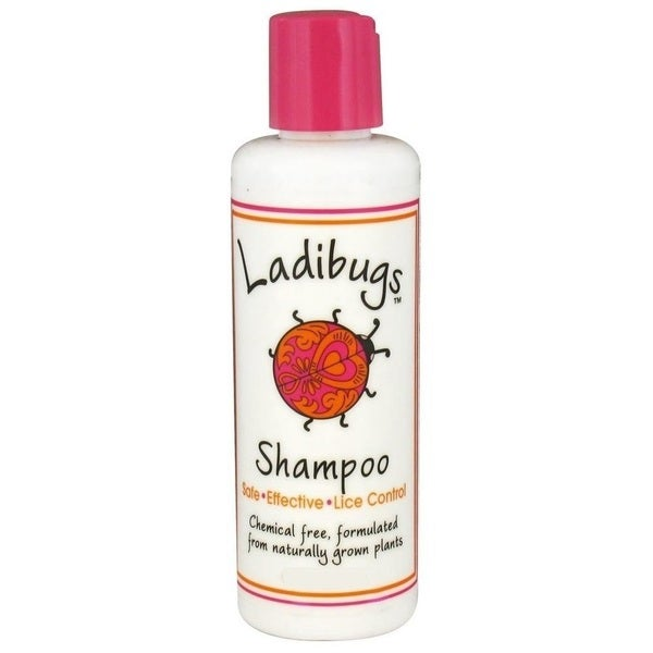 Ladibugs 2-ounce Lice Prevention Shampoo