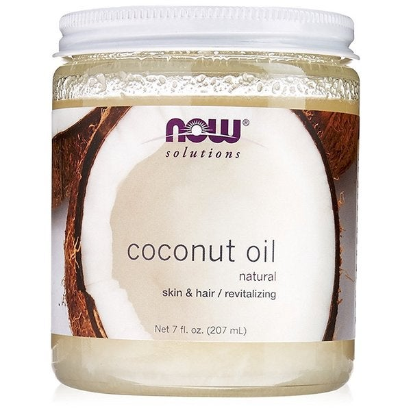Now Foods 7-ounce Pure Coconut Oil