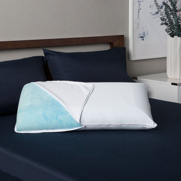 Grande Hotel Collection Gel Memory Foam Classic Pillow (As Is Item)