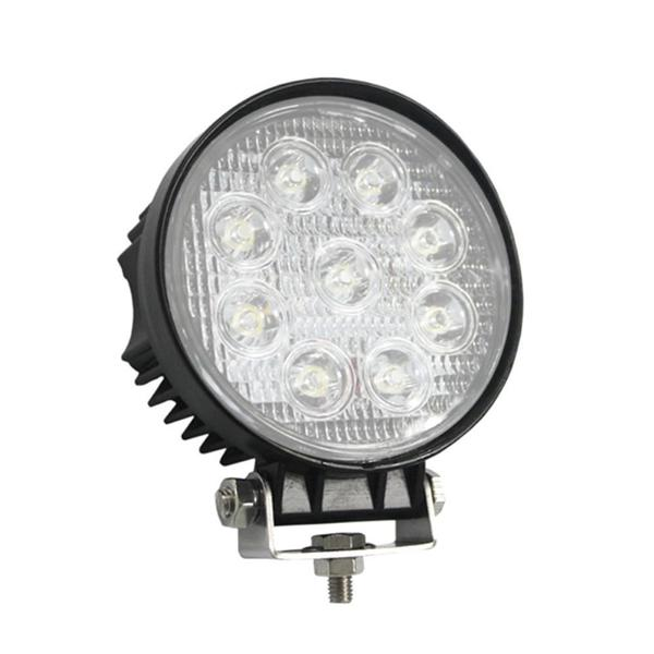 Pyle PLEDRD27 LED Bulb Water Resistant 27-watt 4.4-inch Beam Floodlight