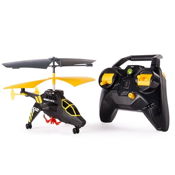 Spin Master Air Hogs Mission Alpha RC Helicopter, Black 21569955