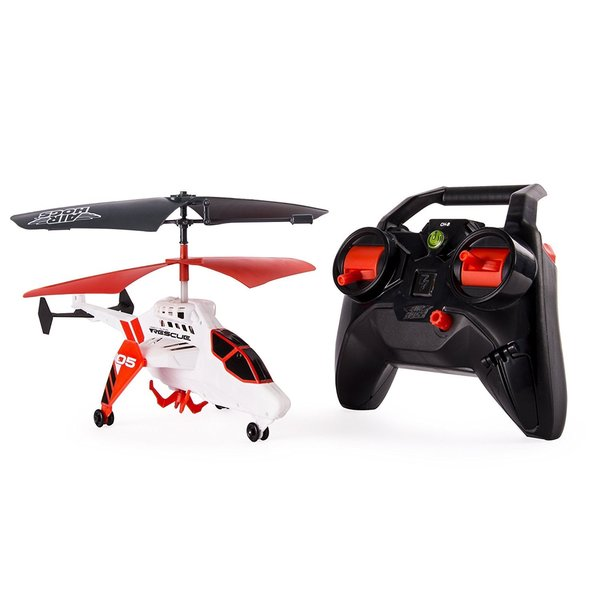 Spin Master Air Hogs Mission Alpha RC Helicopter, White 21569960