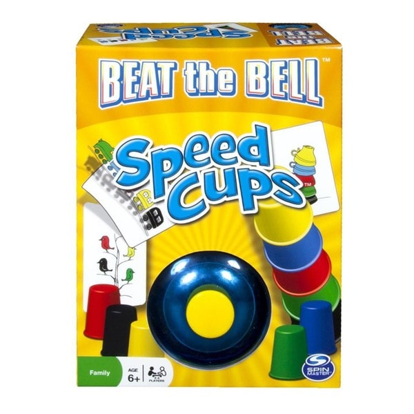 Spin Master Beat The Bell Speed Cups Game 21569964