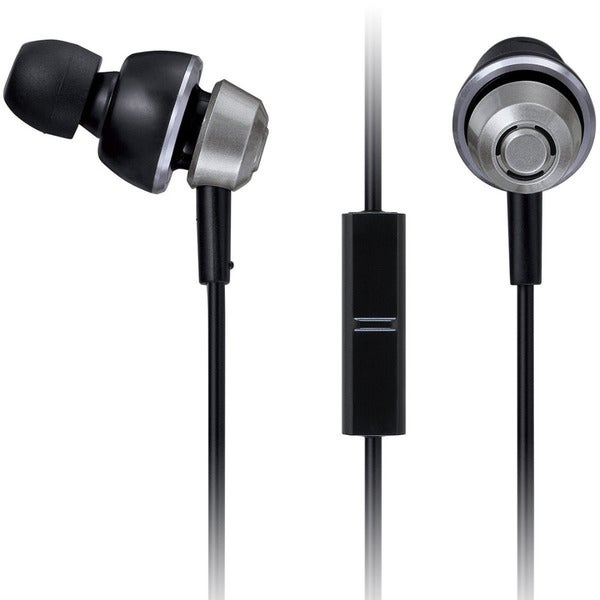 Panasonic drops360 Premium In-Ear Stereo Headphones with Mic + Controller
