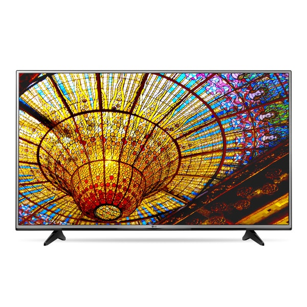 LG Black 49-inch 4K UHD Smart LED TV