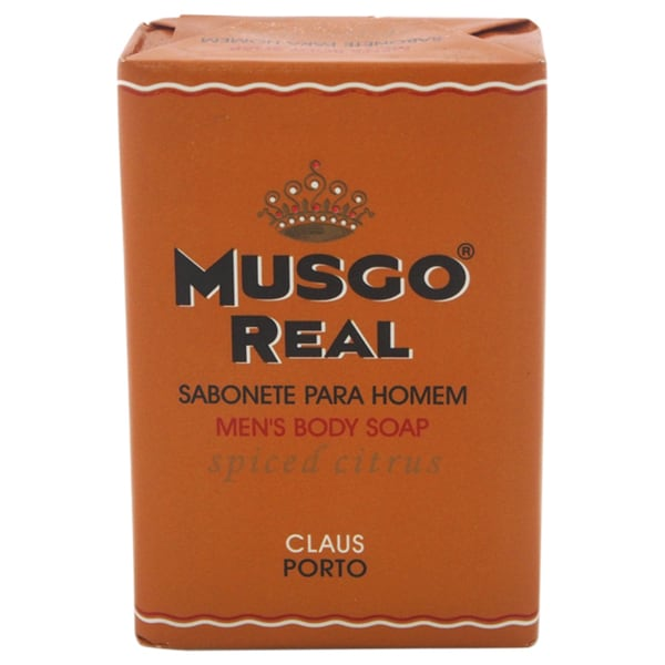 Claus Porto Musgo Real Spiced Citrus Soap