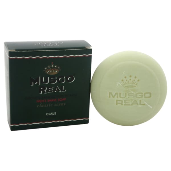 Claus Porto Men's 4.4-ounce Musgo Real Classic Scent Soap