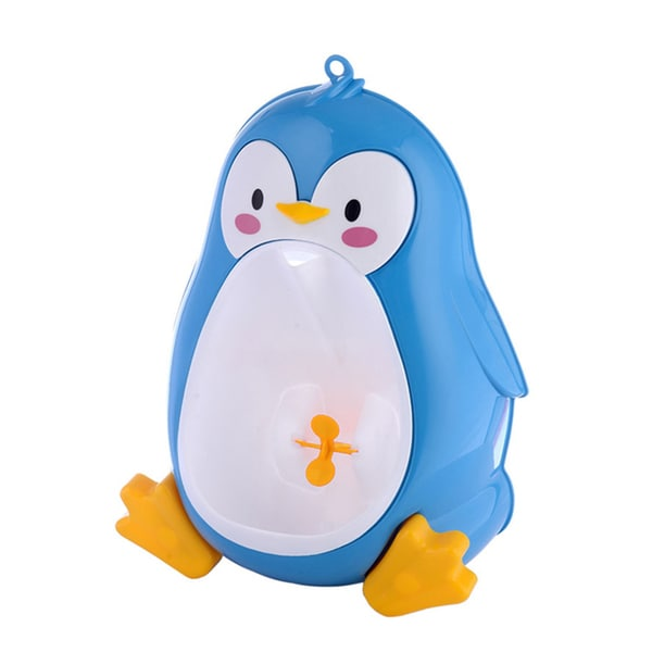 BH Baby Blue Penguin Potty Training Urinal