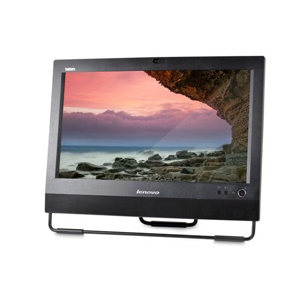Lenovo ThinkCentre M71z-AIO Core i5-2400S 2.5GHz 2nd Gen CPU 4GB RAM 500GB HDD Windows 10 Pro 20-inch display (Refurbished)