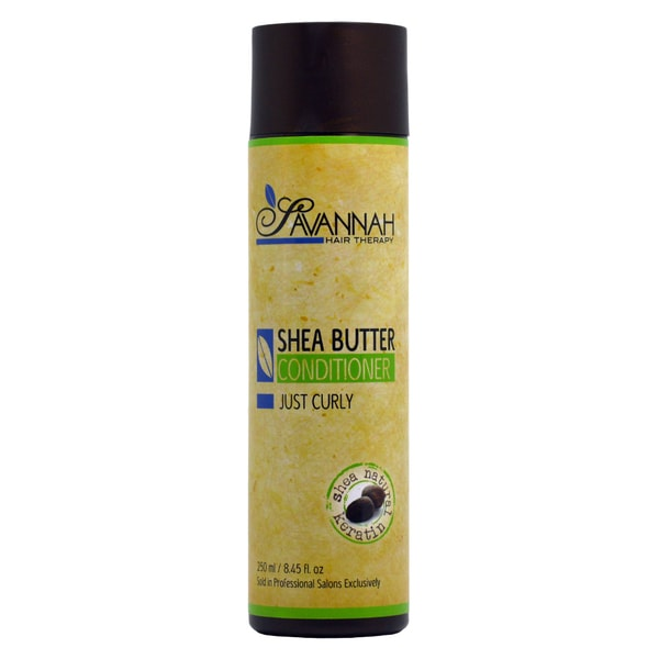 Savannah Shea Butter 8.45-ounce Conditioner for Curly Hair