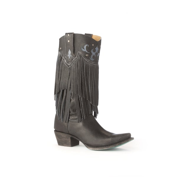 Lane Boots 'Santa Rosa' Women's Leather Cowboy Boot