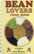 Bean Lovers Cook Book (Spiral bound)