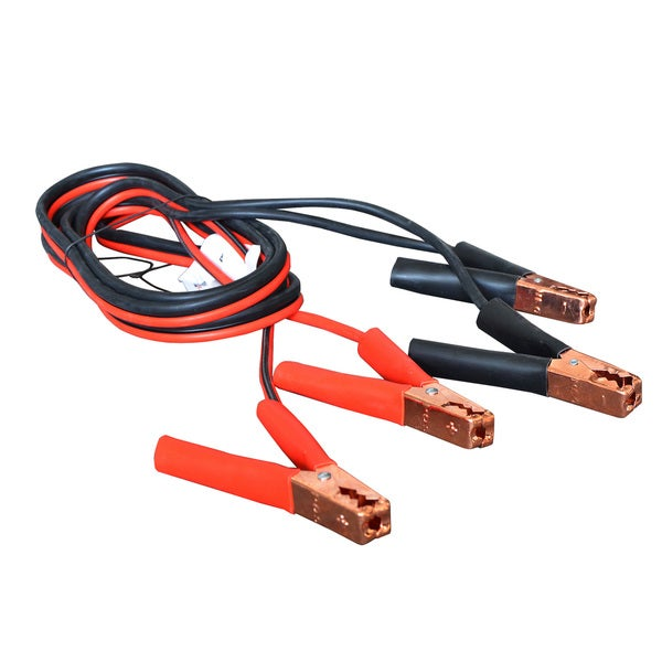 Ultra Performance 12-foot 10-gauge Jumper Cable