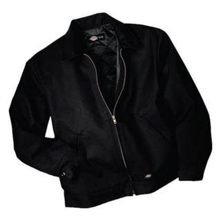 Men's Dickies Insulated Eisenhower Jacket Black 38/40 Size(As Is Item)
