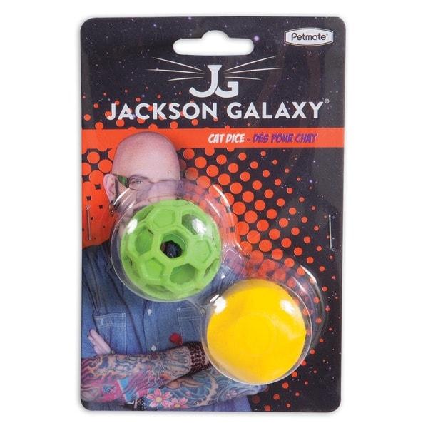 Jackson Galaxy Cat Dice Cat Toy