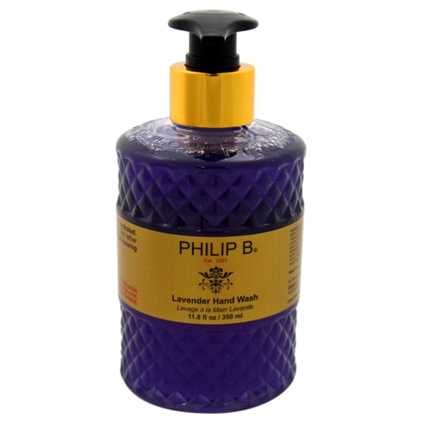 Philip B. 11.8-ounce Lavender Hand Wash