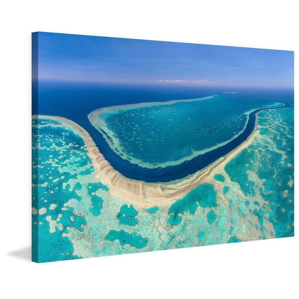 Marmont Hill - 'GBR' Painting Print on Wrapped Canvas