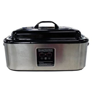 Master Massage 18-quart Hot Massage Stone Warmer Heating Device