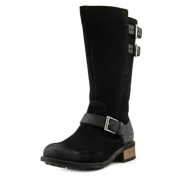 Ugg Australia Women's Everglayde Black Regular Suede Boots