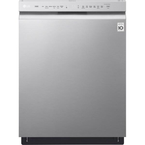 LG LDF5545ST Stainless Steel Dishwasher, EasyRack, 48dB 21580374