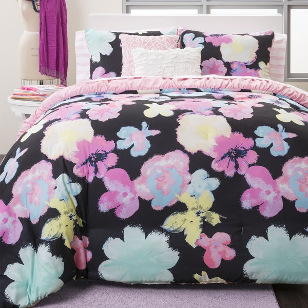 Seventeen Twilight Eden 3-piece Comforter Set