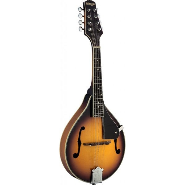 Stagg M40 S Goldburst Bluegrass Mandolin with Solid Spruce Top