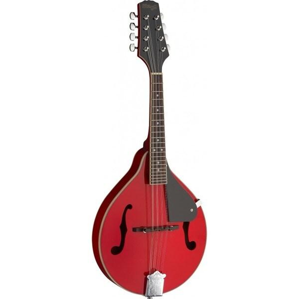 Stagg M20 Red Bluegrass Mandolin