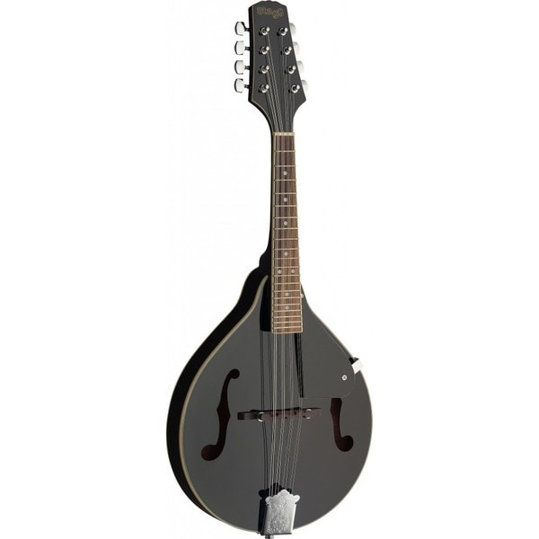 Stagg M20 BLK Black Wood Bluegrass Mandolin