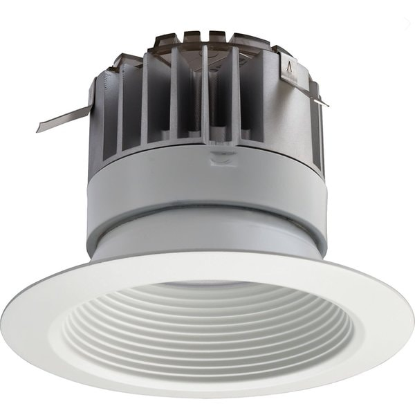 Lithonia Lighting White Aluminum Recessed Downlighting Module