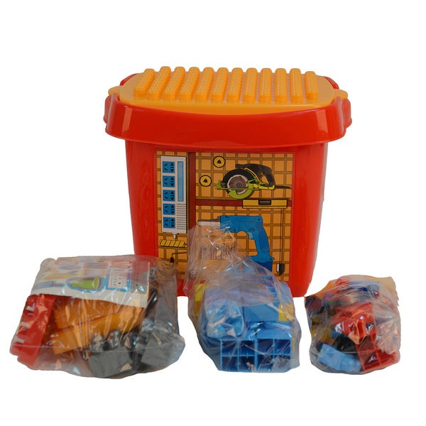 Jumbo Blocks Building Tool Set (Case of 46)