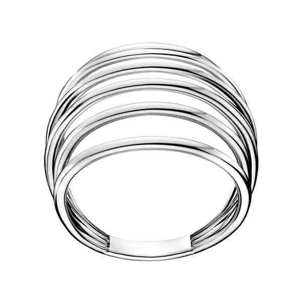 Calvin Klein Women's Fly Stainless Steel Fashion Ring
