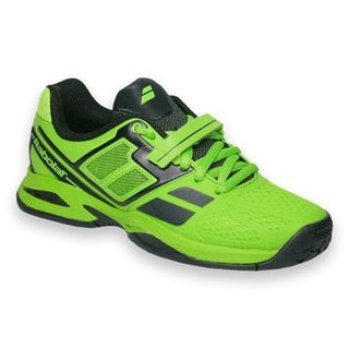 Babolat Propulse BPM All Court Green Junior Tennis Shoe