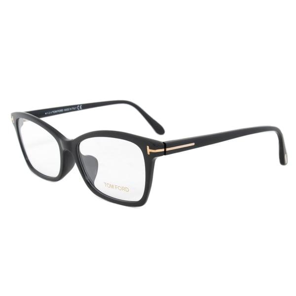Tom Ford TF5357 001 Black Frame 55mm Eyeglasses Frame