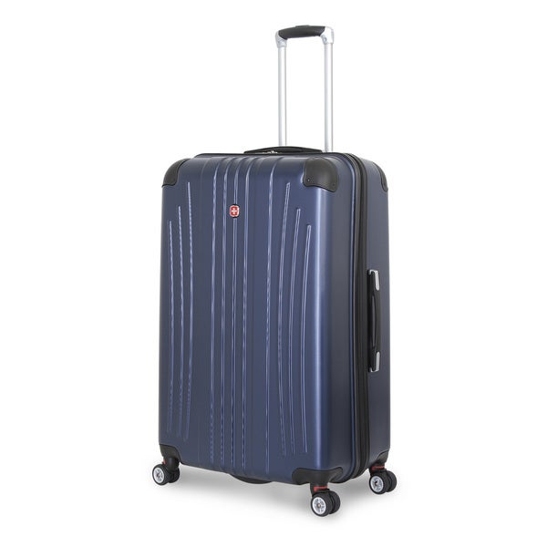 SwissGear Navy Hardside 28-inch Spinner Suitcase