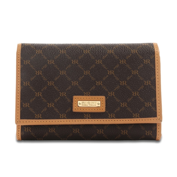 Rioni Signature Travel Zip Wallet