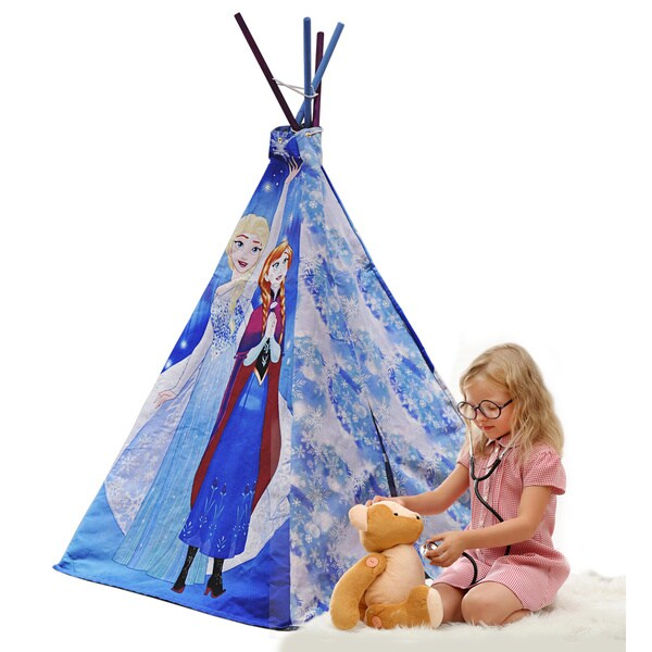 Disney Frozen Canvas Play Teepee