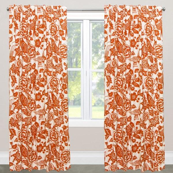 Skyline Furniture Canary Window Curtain Panel
